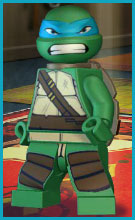 Leonardo TMNT Blue Ninja Turtle