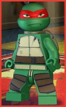 Raphael TMNT Red Ninja Turtle