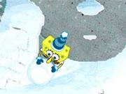 Spongebob Squarepants Snowpants game