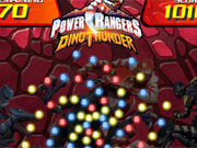 Power Rangers Dinothunder game