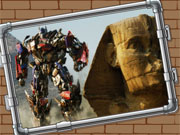 Photo Mess Transformers game