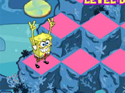 Spongebob Phyramid Peril game