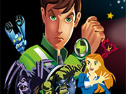 Ben 10 Alien Differences game