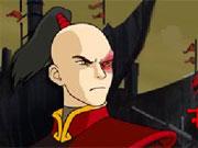 Avatar Fire Nation Barge Barrage game
