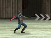 Avenger Captain America game