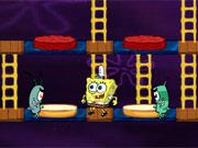 Spongebob Squarepants Patty Panic game