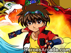 Bakugan Training Battle game