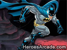 Batman Cave Run game