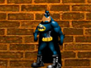 Batman Dangerous Buildings game