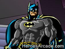 Batman Dress Up 2 game