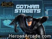 Batman Gotham Streets game