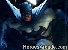 Batman Jigsaw Puzzle game