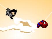 Batman Spiderman game