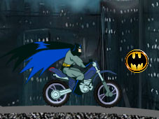 Batman Super Bike game