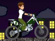 Ben 10 Bike Trip 2 game