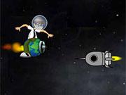 Ben 10 Space War game