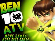 Ben 10 Atv game