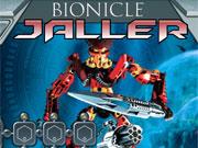 Ben 10 Bionicle Jaller game