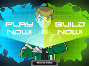 Ben 10 Game Creator game
