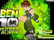 Ben 10 Hidden Aliens game
