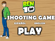 Ben 10 Shooting game