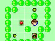 Ben 10 Sokoban game