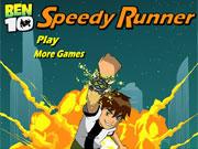 Ben 10 Speedy Runner game