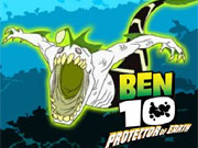 Ben 10 The Water World game