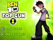 Ben 10 Topgun game