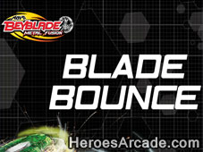 Beyblade Blade Bounce game