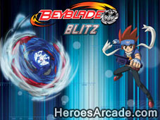 Beyblade Blitz game