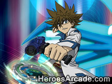 Beyblade Destruction Zyro game