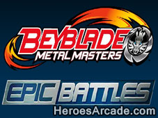 Beyblade Epic Battle game