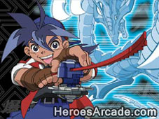 Beyblade Hunt game