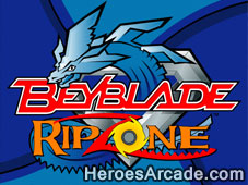 Beyblades Rip Zone game