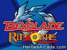 Beyblades Rip Zone game