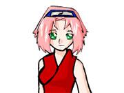 Dress Up Sakura game