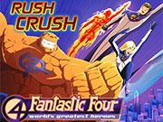 Fantastic Four Rush Crush game