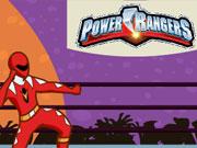 Power Rangers vs Robot game