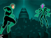 Green Lantern Boot Camp game