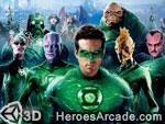 Green Lantern Combat game