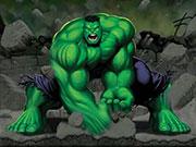 Hulk Central Smashdown game