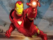 Iron Man Armory Assault game