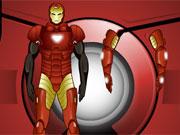 Iron Man Dress Up game