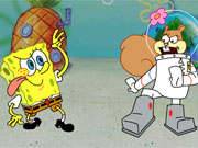 Spongebob Kahrahtay Contest game