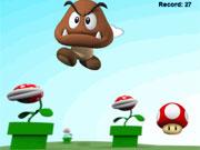 Kick Up Goomba game