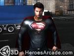 Man Of Steel Hero\'s Flight game