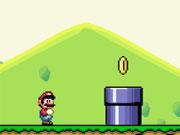 Mario Adventure game