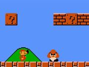 Mario Crossover game