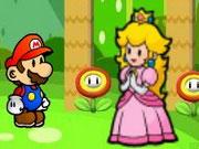 Mario  Fruit Bubbles game
